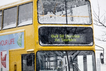 Dublin Bus out of service 1