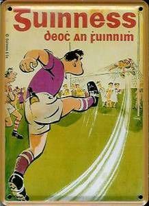Guinness kicker