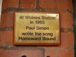 Homeward Bound plaque