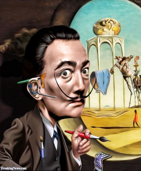 Dali-Self-Portrait--124396