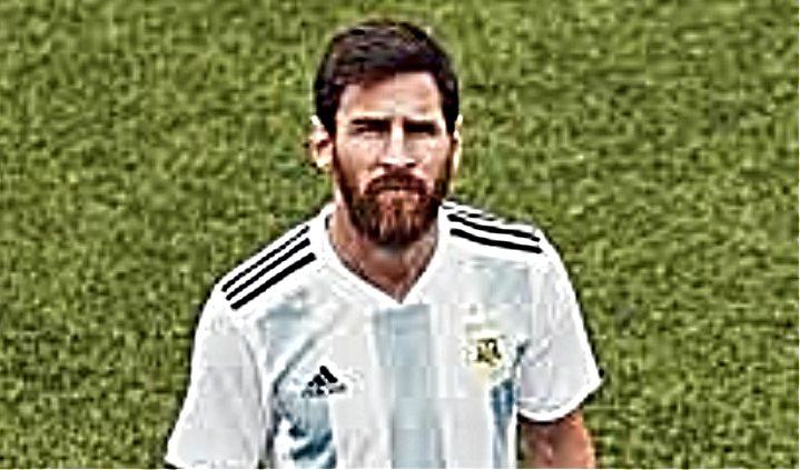 Messi Arge