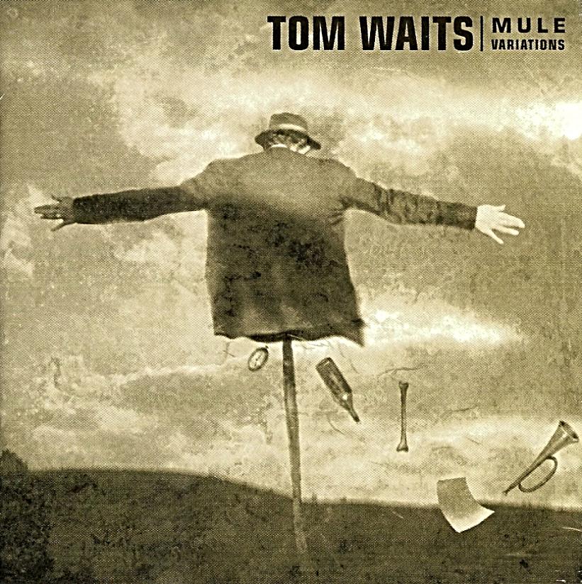 Tom waits as scarecrow