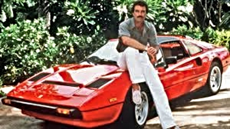 Selleck 2 ferrari