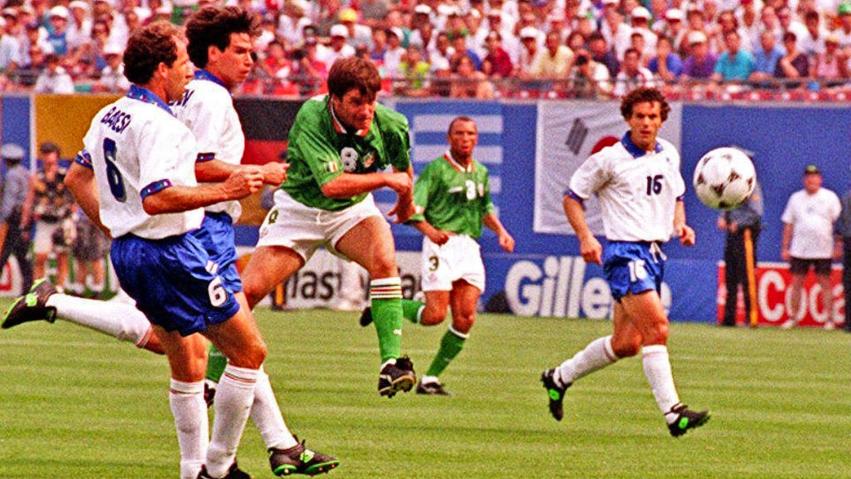 houghton goal Italy